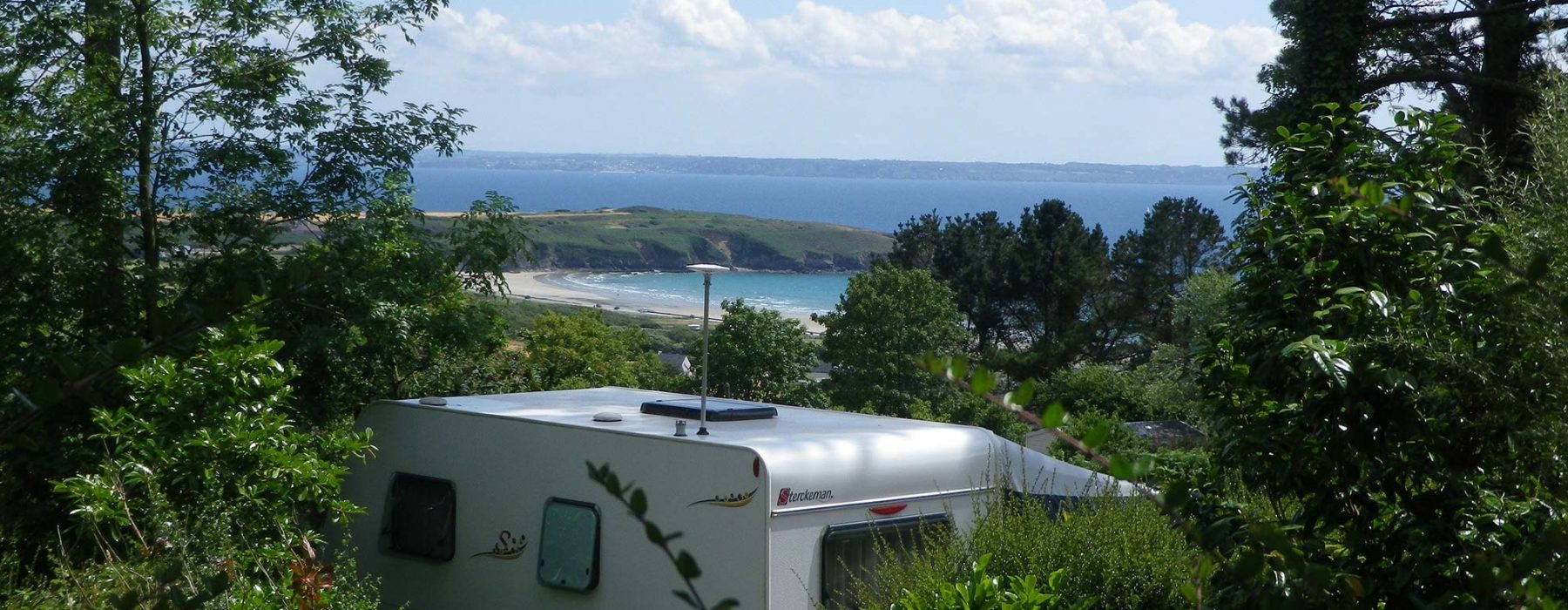 Emplacement camping Crozon