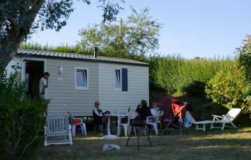 Location mobil home en Bretagne
