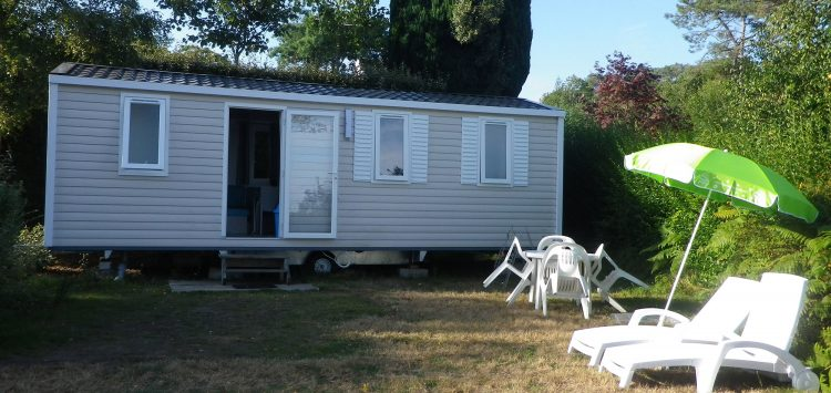 Location mobil home Camping Crozon