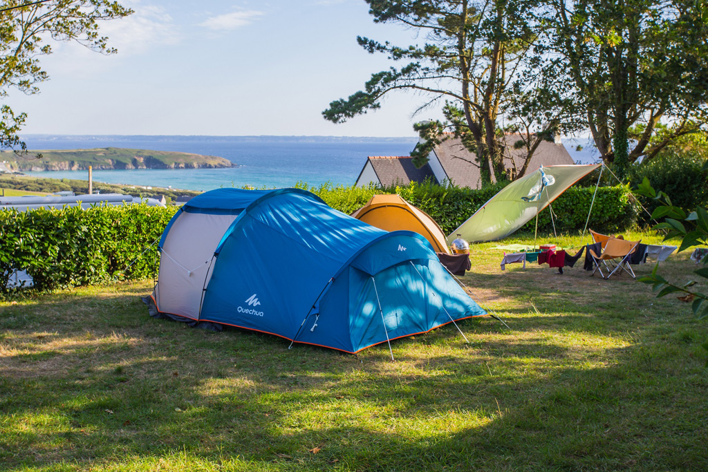 Camping Crozon Bretagne Sites et Paysages LE PANORAMIC